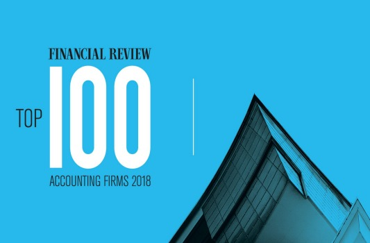 AFR's Top 100 Accounting Firms – 2018 Edition